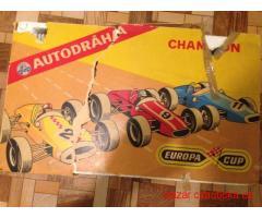 Stará hračka autodráha ITES champion