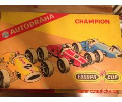 Autodráha Champion Ites