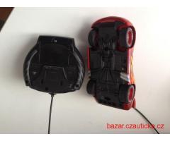 Autíčko  na dálkové ovládání Blesk McQueen 1:24 (17cm)