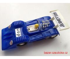 Autíčko na autodráhu ITES Shadow modré