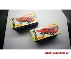Krabičky Ites na nákladní autíčka
