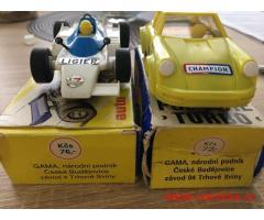 AUTODRÁHA ITES originál + autíčka