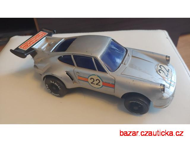 Stará hračka autíčko porsche - prodáno